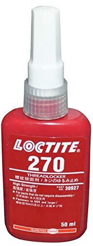 270 x 50 ml Loctite 270 haute résistance Studlock 50 ml