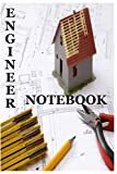 Engineer Notebook: Graph Paper Notebook Quadrille 4 X 4 Quad Ruled Book: 120 Pages (.25 Lab Grid Format), 6 x 9 (Notebooks for Students)