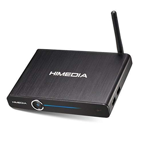 HIMEDIA Q30 4K (Ultra HD) HDR & 3D Android TV Box/Mini PC
