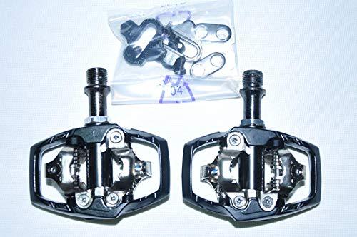 WANGDANA Pedal Compatible M9092 y Splint MTB Pedal autoblocante de Bicicleta de...