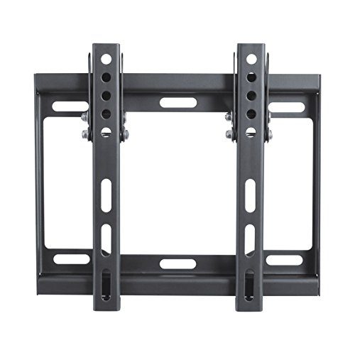 PureMounts BT200 Soporte de pared para TV con 58-107cm (23-42'), VESA: 200x200, inclinable: 0°/-14°, Distancia de la pared: 35mm, carga max: 35kg, negro