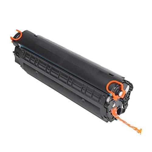 Cartucho de tóner M1005, fácil de agregar polvo, cartucho de tóner negro, profesional para HP M1319F / M1319MFPHP para Canon LBP-2900/3000 / L11121E(black)