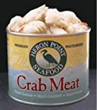 Heron Point Jumbo Lump Crabmeat 1 Lb.