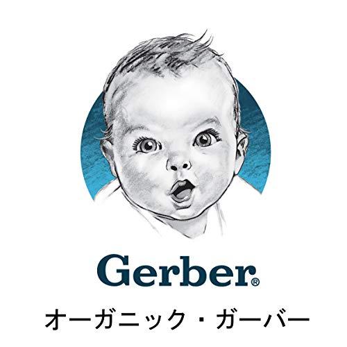Gerber(ガーバー)オーガニックベビーフードスナックバラエティパック-合計44サービング分パフグレイン、ヨーグルトフルーツベビーフードスナックを含む(8パック+ベビーフードパウチ2個おまけ付)