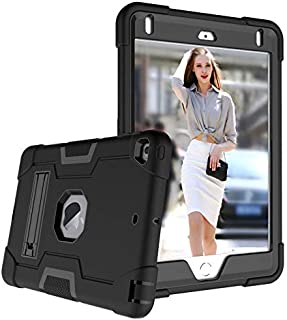 iPad Mini 4 Case for iPad Mini 5 Case 7.9 inch .iPad Mini Retina Case, Slim Heavy Duty Shockproof Rugged Protective Case w...