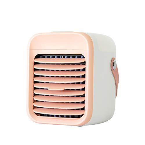 BELLA HXR Ventilatore Ricaricabile Usb A Forma Di Gelato Ventilatore A Ventaglio Portatile Ventilatore Da Collo Portatile
