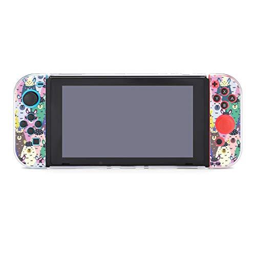 Funda para Nintendo Switch Funny Llamas Colorido Infantil 5 Piezas Funda Protectora...