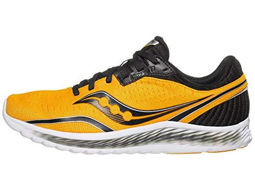 Saucony Herren Kinvara 11 Sneaker, Gelb, 46.5 EU