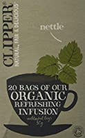 Clipper Organic Nettle 20 Bag (order 6 for trade outer) / ??????????????20?????????????6 ?