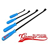 Garage.com 4PCプライバーセット(バールセット)4本セット WHSYB101