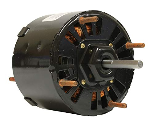 HVAC Motor, 1/50 HP, 3000 rpm, 115V…