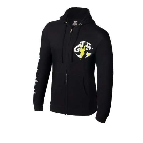 WWE cm Punk GTS Sweatshirt Retro