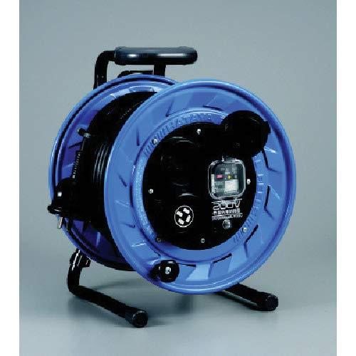 ハタヤ(HATAYA) 三相200V型屋外用リール 漏電遮断器付 3.5平方mm極太電線仕様 30m BFS-332M
