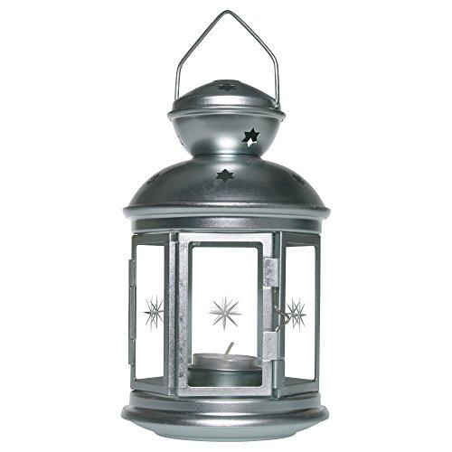 ★ROTERA ティーライト用ランタン / 亜鉛メッキ[イケア]IKEA(30165674)