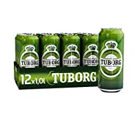 Tuborg Pilsener, Dose