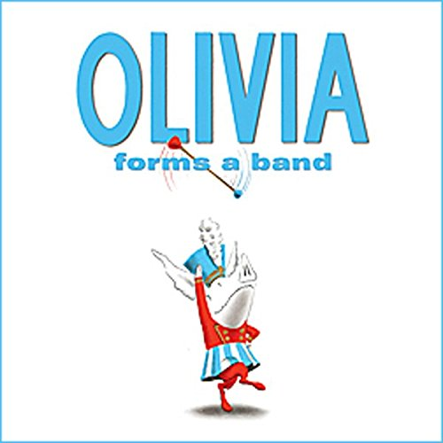 Olivia Forms a Band cover art