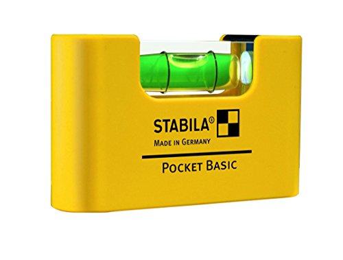 Stabila 17773 Wasserwaage Pocket Basic