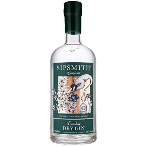 Sipsmith London Dry Gin Ginebra, 41.6%, 700ml