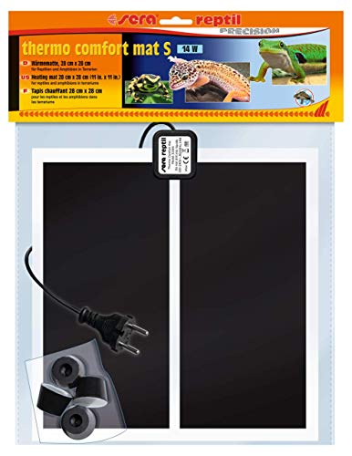 Sera Reptil Thermo Comfort Mat, 32004, tamaño pequeño, 14