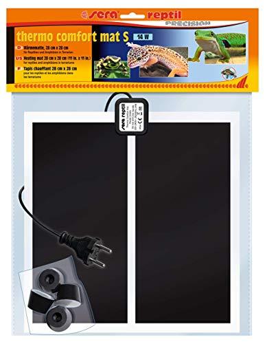 Sera Reptil Thermo Comfort - Esterilla térmica (28 x 28 cm, 14 W)