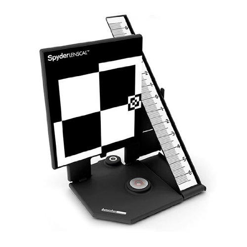 Datacolor DC SLC100 SpyderLensCal Kalibriersystem