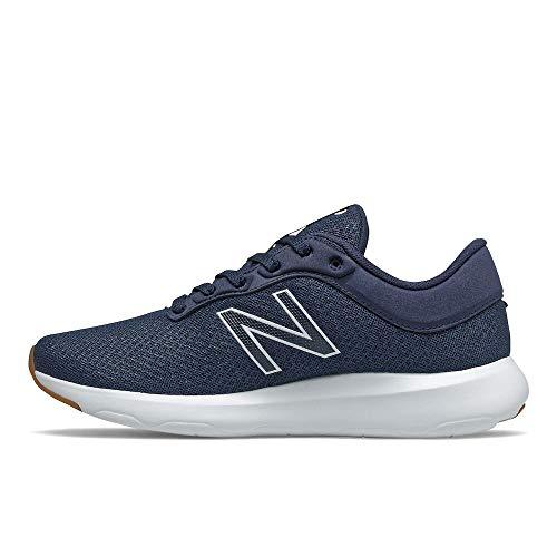 New Balance Women's Ralaxa V2 Running Shoe, Natural Indigo/Outerspace/White, 7