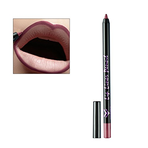 Lip Liner Wasserdichte Matte Bleistift Fine Lip Contour Shaping Lippenstift Bleistift (3)