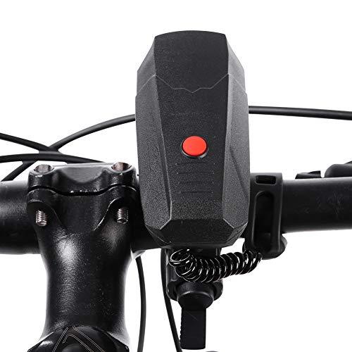 Chiwe Campana de Alarma de Bicicleta de Sonido Fuerte y Claro de tamaño pequeño, bocina de Bicicleta, para Bicicleta Todas Las Bicicletas