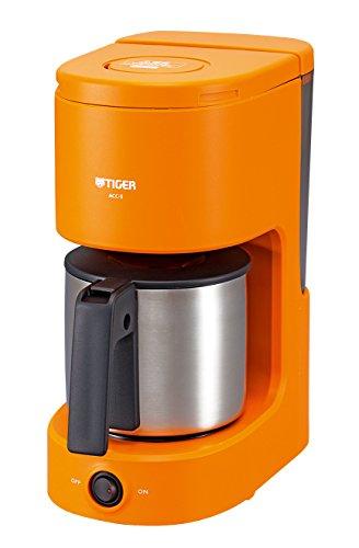 タイガー コーヒーメーカー 6杯用 ステンレス サーバー オレンジ ACC-S060-D Tiger