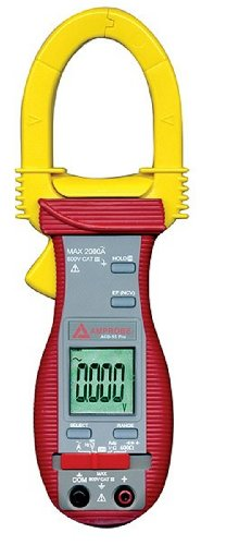 Amprobe ACD-15 TRMS-PRO 2000A Digital Clamp Multimeter with VolTect Non-Contact Voltage Detection