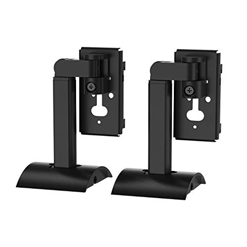 Steel Wall Mount Ceiling Bracket Stand for UB-20 Series II Compatible with All Bose CineMate Lifestyle(Not fit for Lifestyle 650)