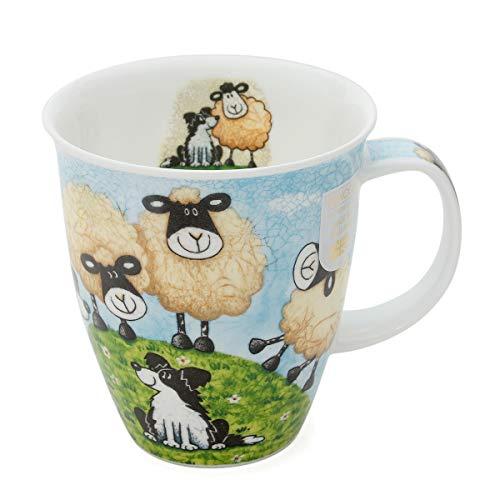 Dunoon - Taza, diseño de ovejas