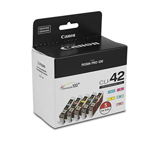 Canon CLI-42 8 PK Value Pack Ink, 8 Pack (Renewed) Photo #4