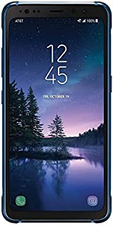 Samsung Galaxy S8 Active, 64GB, Camo Blue - For AT&T / T-Mobile (Renewed)
