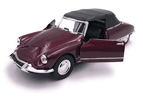 Welly CITROËN DS 19 Convertible Model Car Auto Producto con