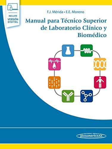 Manual para tecnico superior de laboratorio clini (Incluye e-book digital)