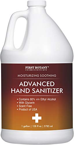 Hand Sanitizer 80 Percent Alcohol - (Non-Gel) Hand...
