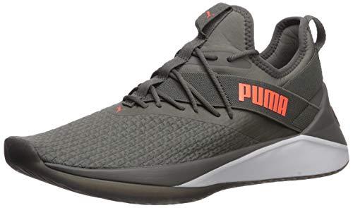 PUMA Men's JAAB XT Sneaker, Castlerock White, 11 M US