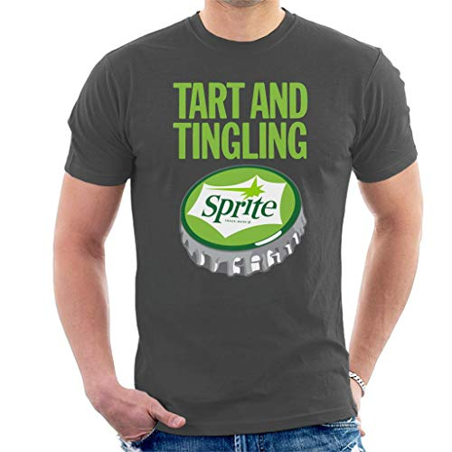Sprite Tart And Tingling 1960s Logo Men's T-Shirt