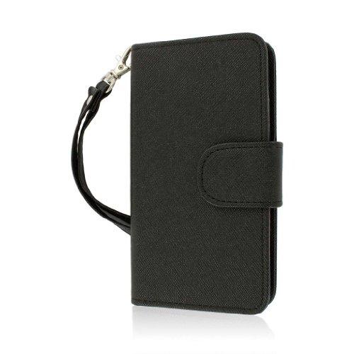 MPERO Flex Flip Case for Huawei Valiant - Black