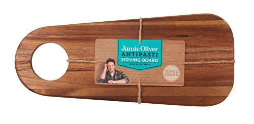 Jamie Oliver 554970 Servierbrett, Akazie
