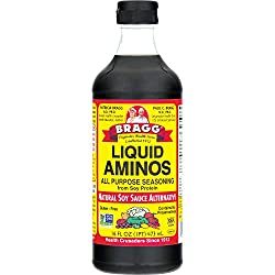 A Liquid Protein Concentrate Contains 16 Essential Amino Acids A great alternative to Soya Sauce Made from natural ingredients Gluten free