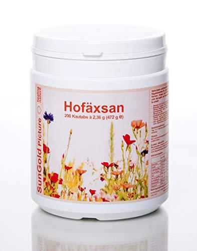Hofäxsan, natürliche Hormonregulierung nach Dr. Honekamp, 200 Kautabs