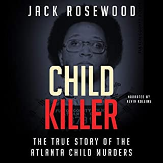 Child Killer audiobook cover art