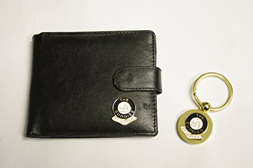 Awesome Gifts Football club wallet keyring gift set – St Mirren