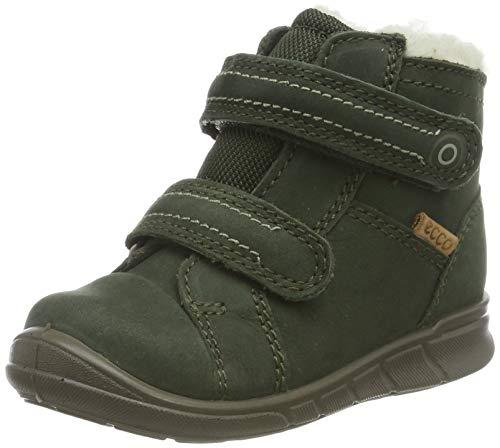 Ecco Baby Jungen FIRST Sneaker, Grün (Deep Forest 1345), 22 EU