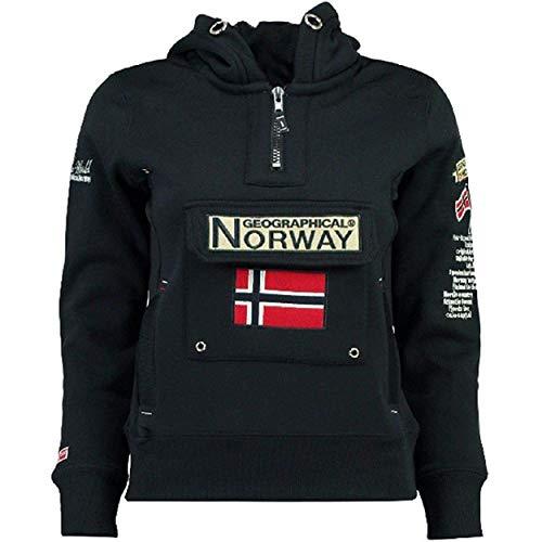 Geographical Norway - Gymclass ESS, Felpa da uomo Blu navy M