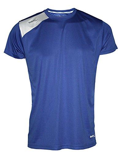 Softee Equipment Full T-Shirt, Homme M Blanc