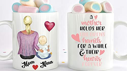 This Mom Runs On Starbucks Wine & Amazon Prime Coffee Mug Amazon Prime Mug This Mom Runs On Mug Mom Mug Mothers Day Mug Mothers Day Gift 11oz