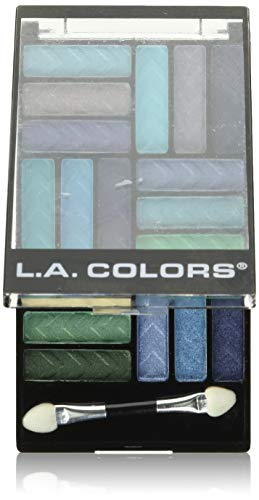 L.A. COLORS 18 Color Eyeshadow - Shady Lady